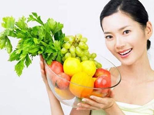 Các thực phẩm giúp trắng da hiệu quả