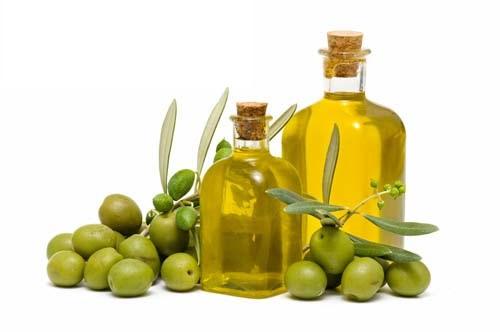 giải độc gan bằng dầu oliu