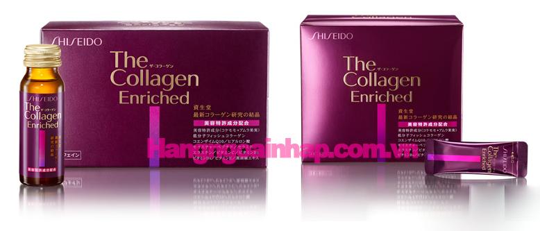 Collagen shiseido nào tốt nhất? 3 dòng collagen tất nhất hiệu shiseido
