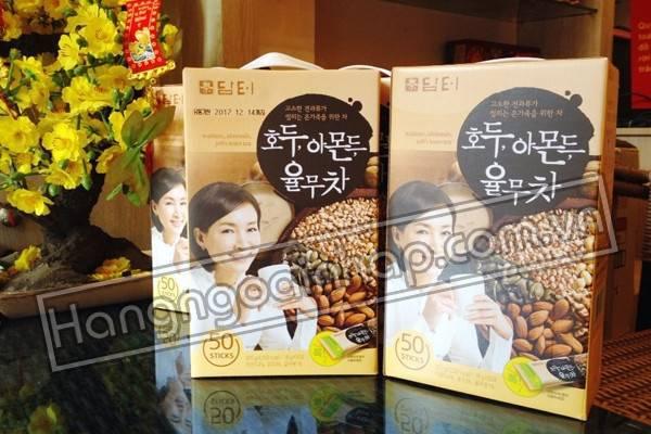 Bột ngũ cốc Hàn Quốc Damtuh 50 gói – chống bệnh tật, ung bứu