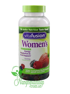 vitafusion women's 220