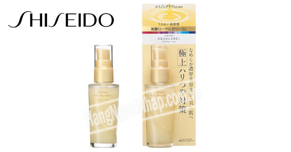 tinh-chat-duong-da-chong-lao-hoa-Shiseido-aqualabel-royal-rich-essence-30ml_