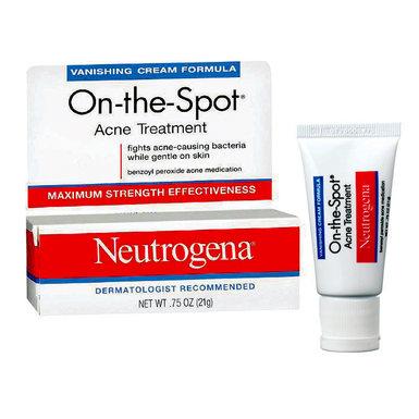 Kem trị mụn On Spot của Neutrogena mua ở đâu?