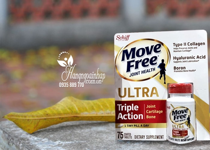 Tác dụng của thuốc move free ultra trong việc điều trị đau khớp