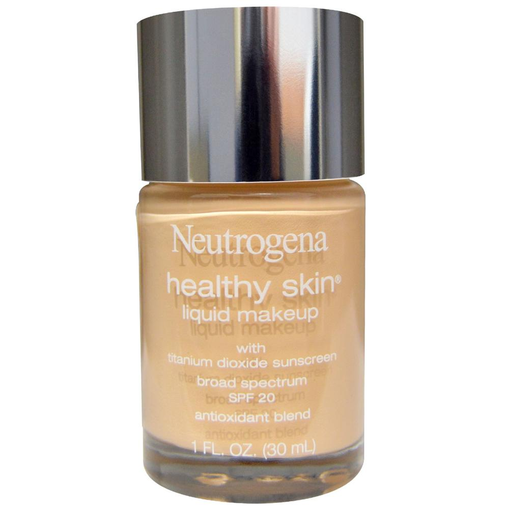 Review kem nền Neutrogena Healthy Skin Liquid Makeup