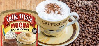 Uống bột cà phê Mocha Cappuccino có béo không?