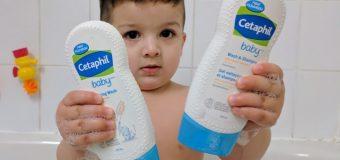 Mua sữa tắm cho bé Cetaphil Baby ở đâu chính hãng, giá rẻ?