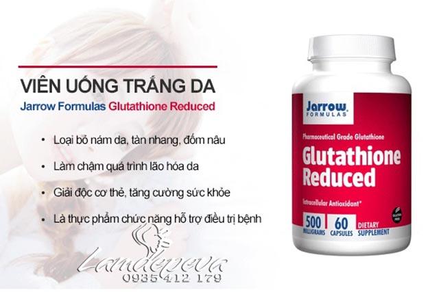 vien-uong-trang-da-glutathione-reduced-jarrow-formulas-500mg-eva