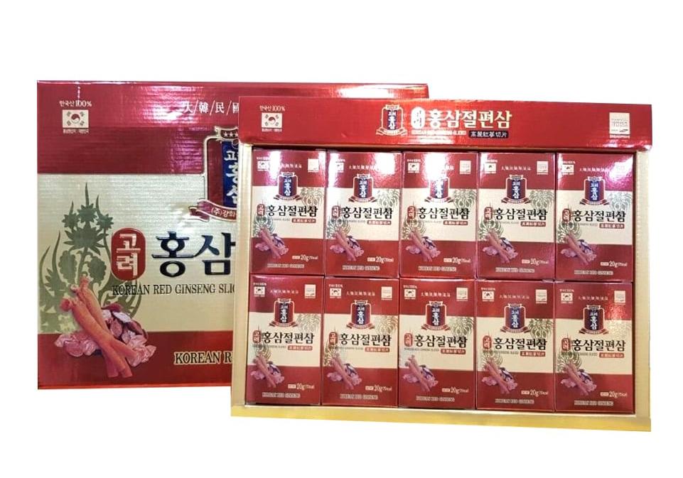 Hong-sam-lat-tam-mat-ong-Korean-Red-Ginseng-Sliced-hop-10-lo-5
