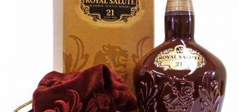 Hướng dẫn chi tiết cách kiểm tra rượu Chivas 21 thật giả