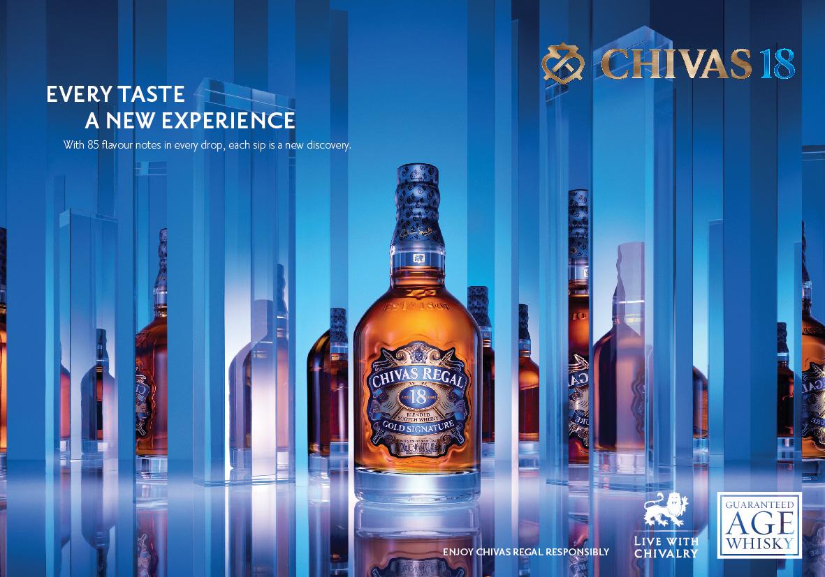 Rượu Chivas Regal 18 Gold Signature giá bao nhiêu tại TP HCM?