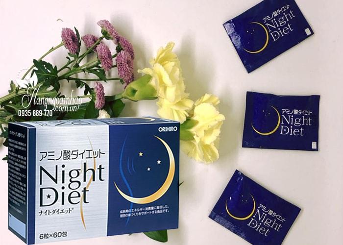 Viên uống giảm cân Nhật Bản Night Diet