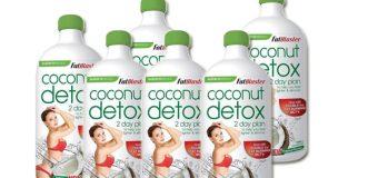 Nước uống Detox coconut giảm cân có hiệu quả không