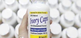 Mua viên thuốc uống trắng da Ivory Caps chính hãng ở đâu?