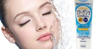 Sữa rửa mặt Kose Softymo Collagen của Nhật Bản Review