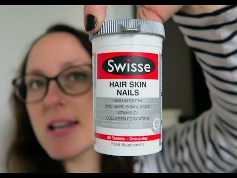 Viên uống Swisse Hair Skin Nails của Úc có tốt không