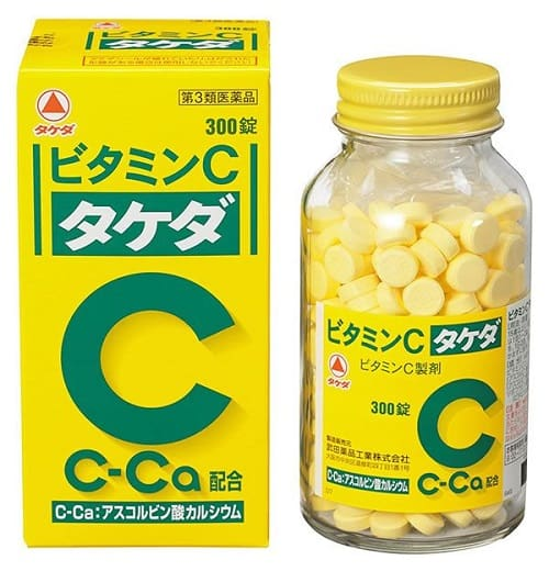 Viên uống vitamin C Takeda có tốt không-2