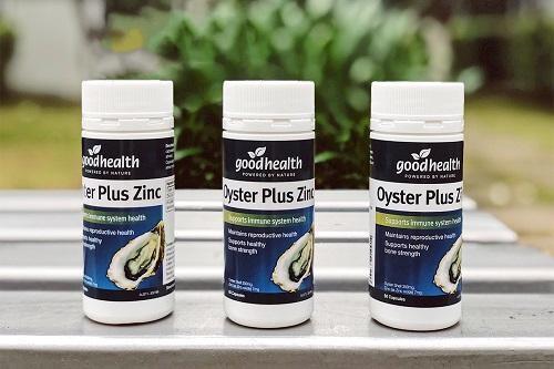 Công dụng của tinh chất hàu Oyster Plus Zinc-3