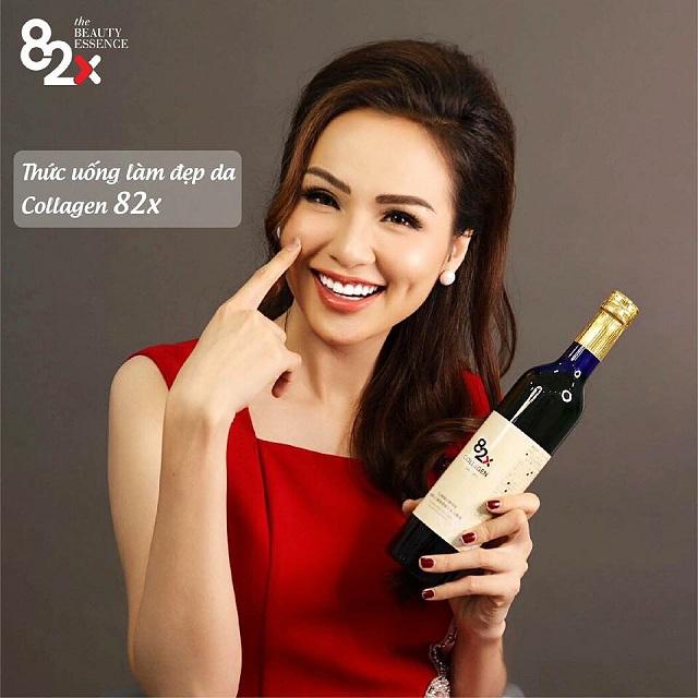 Nước uống Collagen 82x Sakura 120000mg Nhật chính hãng 1
