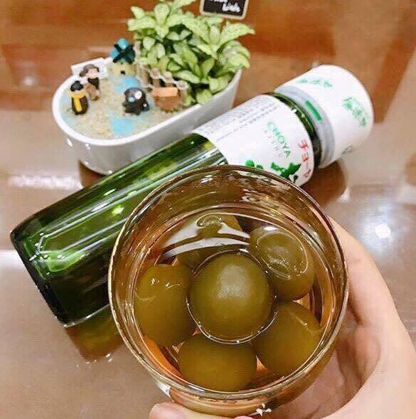Rượu mơ Choya kishu bí kíp làm đẹp của nhiều chị em phụ nữ: