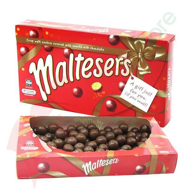 Hộp quà tặng Socola Maltesers 360g chính hãng, giá tốt 1
