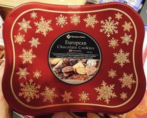 Bánh quy European Chocolate Cookies giá bao nhiêu-2
