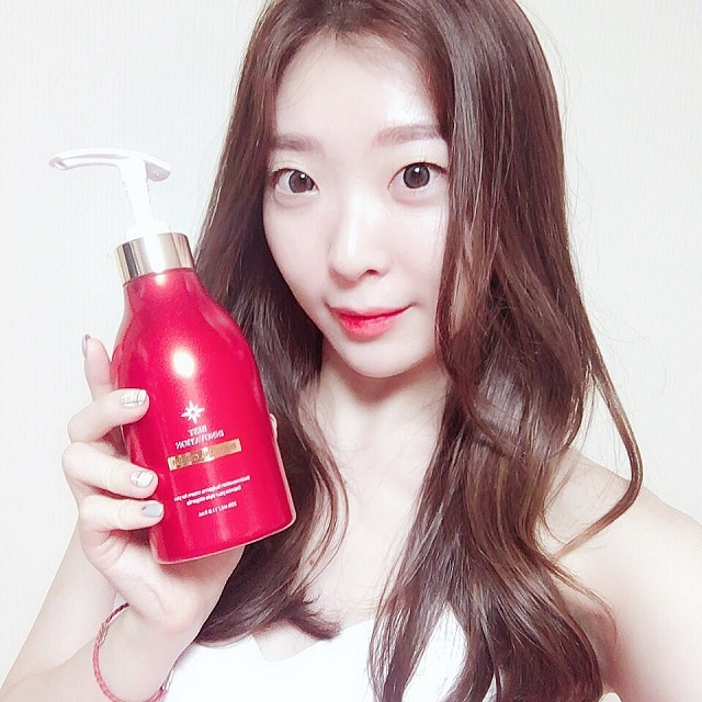 Gel tan mỡ Bulgama Cream 350ml của Hàn Quốc 7