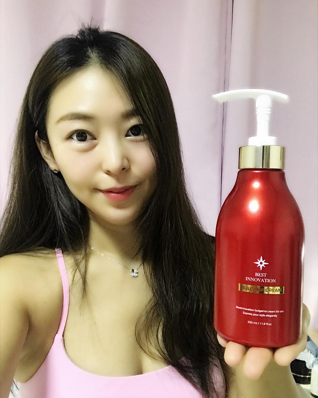 Gel tan mỡ Bulgama Cream 350ml của Hàn Quốc 6