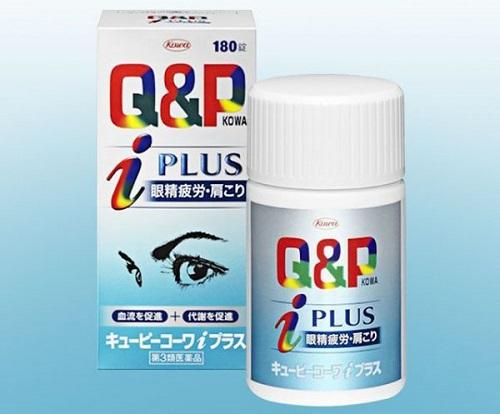 Viên uống bổ mắt Q&P Kowa i Plus có tốt không-2