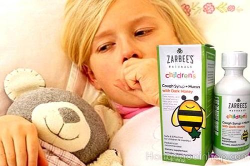 Siro trị ho Zarbees Naturals Childrens có tốt không-3