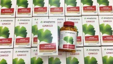 Viên uống bổ não Ginkgo Arkopharma có tốt không?