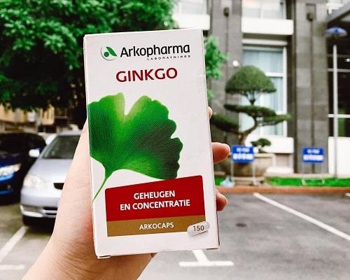 Viên uống bổ não Ginkgo Arkopharma có tốt không-3