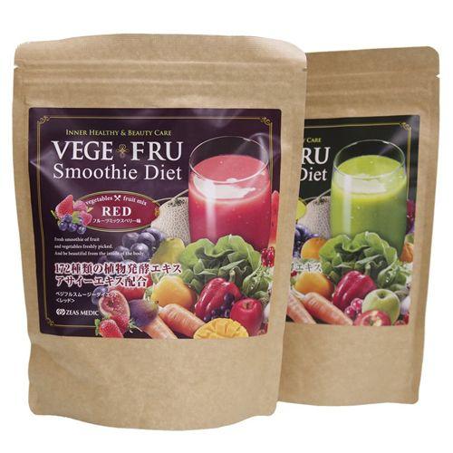 Bột rau củ quả Vege Fru Smoothie Diet có tốt không-2