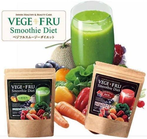 Bột rau củ quả Vege Fru Smoothie Diet có tốt không-3