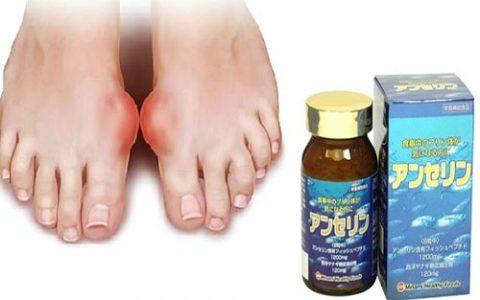 Thuốc trị gout Anserine Minami sử dụng như thế nào?
