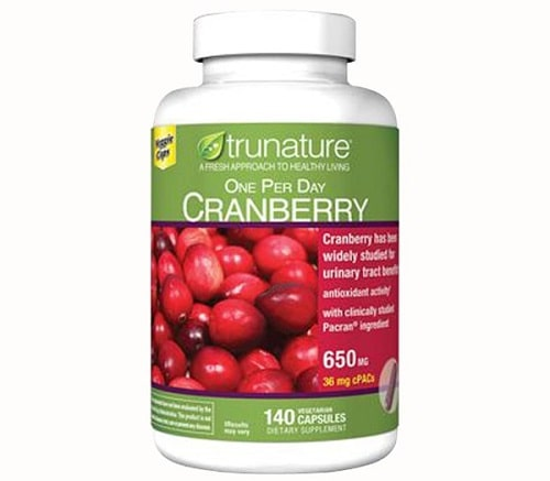 Viên uống Trunature Cranberry 650mg có tốt không-2