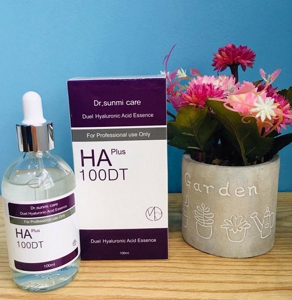 Tinh chất Serum HA Plus 100DT Dr. Sunmi Care Hàn Quốc 1