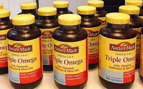 Triple Omega 3 6 9 Nature Made của Mỹ có tốt không?