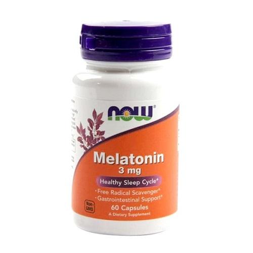 Viên uống Now Melatonin 3mg có tốt không-2