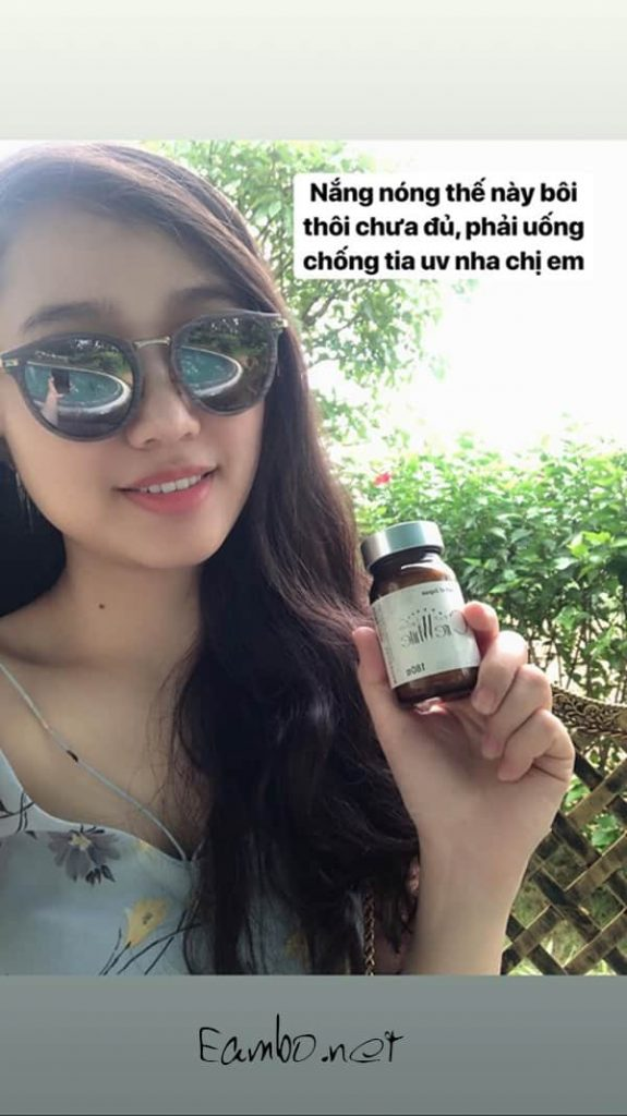 Viên uống trắng da Cure White L-Cystine Vitamin C của Nhật, giá tốt 2
