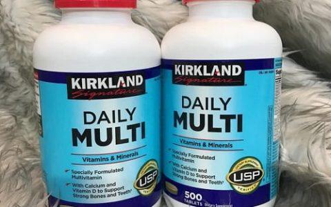 Viên uống vitamin Daily Multi Kirkland có tốt không?