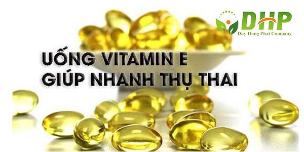 Uống vitamin E có tăng nội tiết tố không?2