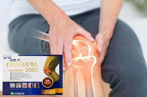 Viên uống xương khớp Kwang Dong Joint Free Max 2000 có tốt không?