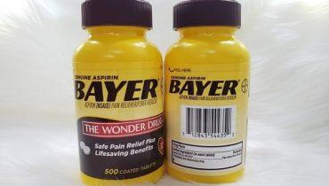 Viên uống Bayer Aspirin The Wonder Drug có tốt không?