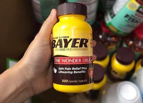 Viên uống Bayer Aspirin The Wonder Drug có tốt không-2