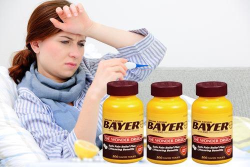 Viên uống Bayer Aspirin The Wonder Drug có tốt không-3