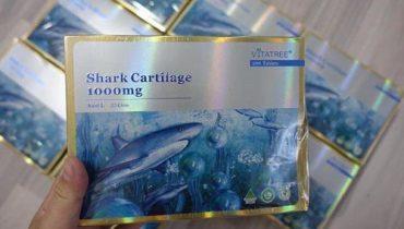 Viên uống Vitatree Shark Cartilage 1000mg có tốt không?