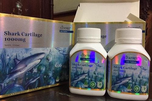 Vitatree Shark Cartilage 1000mg có tốt không-2