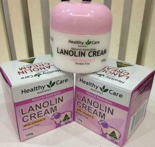 Lanolin Cream With Vitamin E có tác dụng gì-2