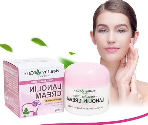 Lanolin Cream With Vitamin E có tác dụng gì-3